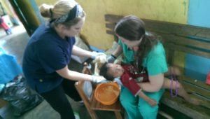 Cleaning Wounds in the Clinic